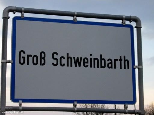 Groß Schweinbarth in Niederösterreich
