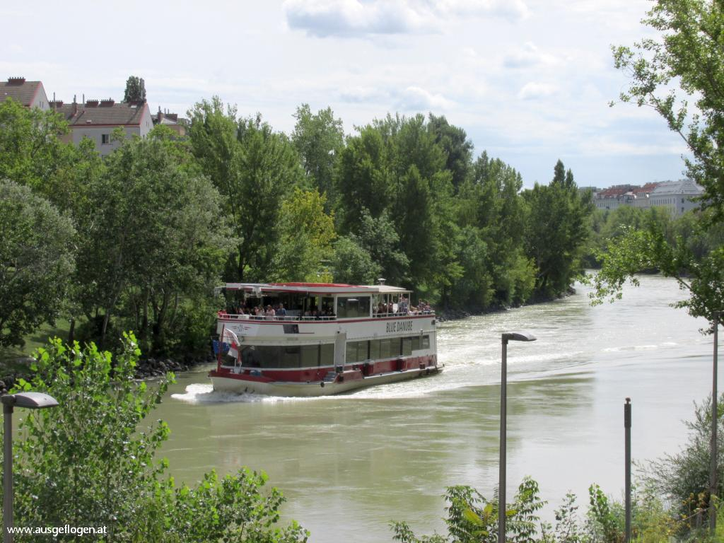Donauradweg Wien