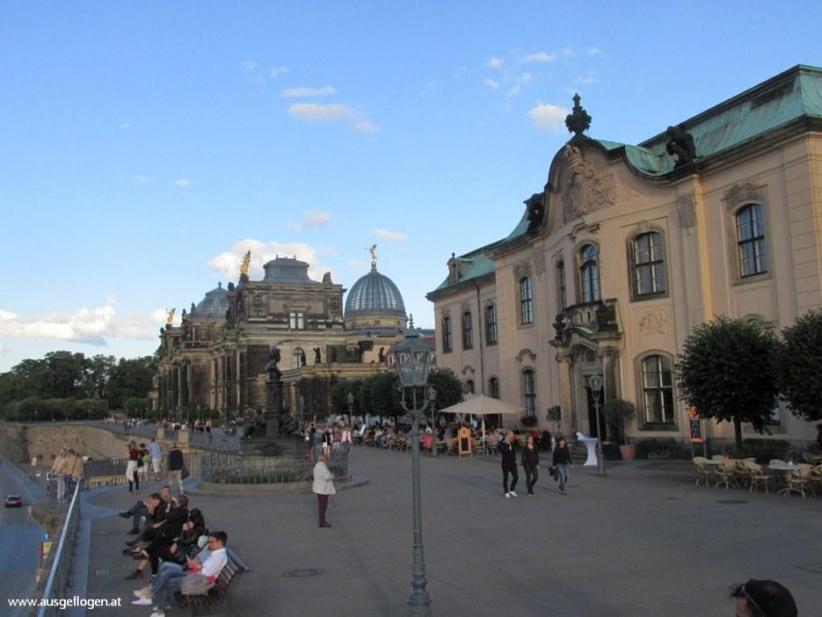 Dresden Brühlsche Terrassen