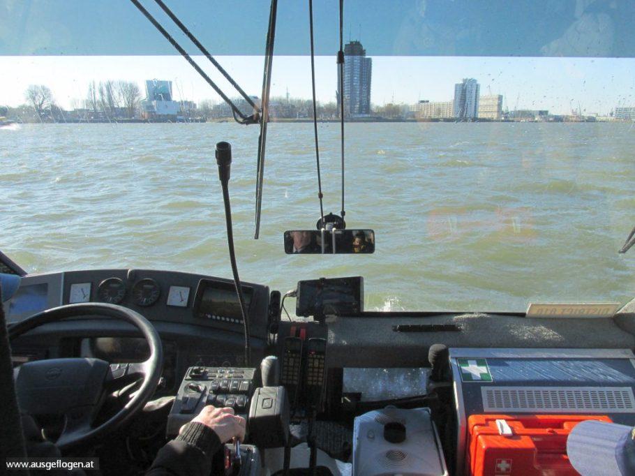 Rotterdam Amphibienbus