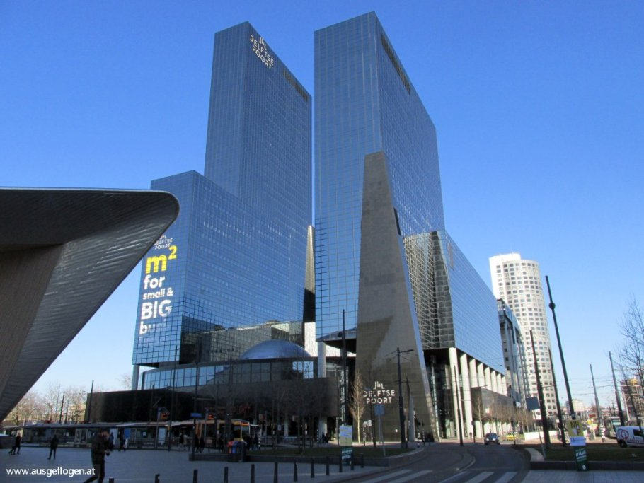Rotterdam Architektur