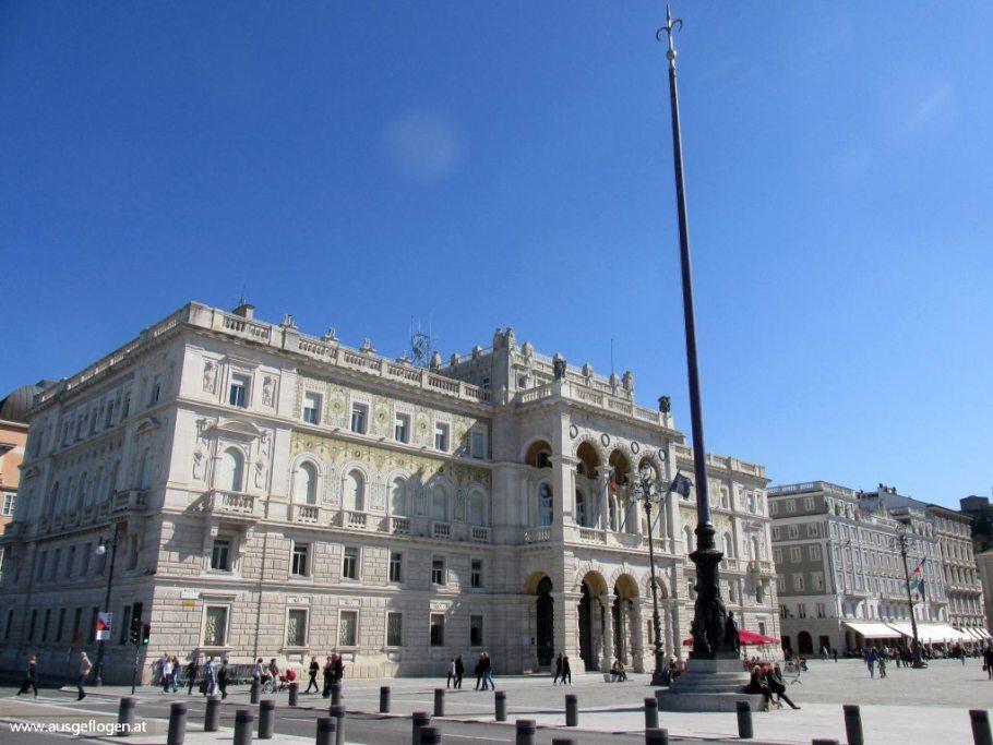 Piazza Grande Triest