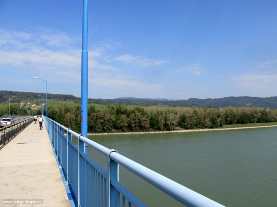 Donaubrücke Melk