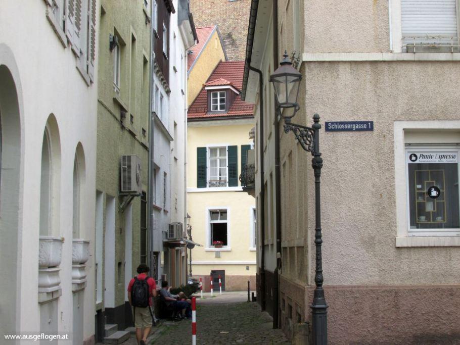 Schlossergasse Baden-Baden
