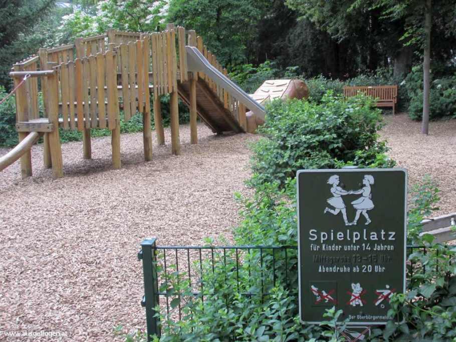 Spielplatz Baden-Baden