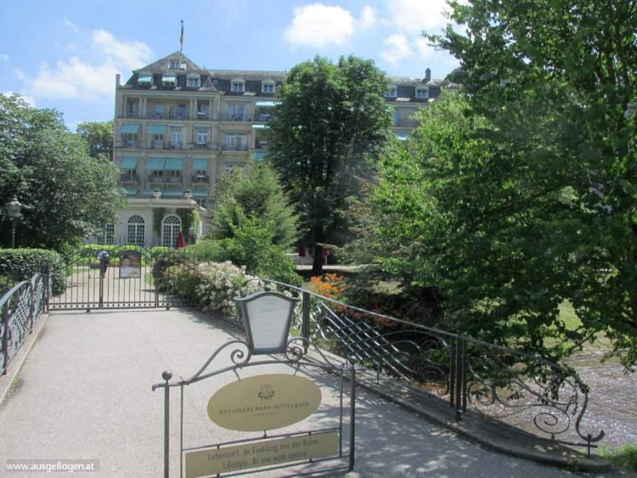 Brenneres Park-Hotel Baden-Baden