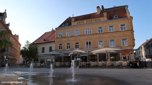 Cafe Central Baden