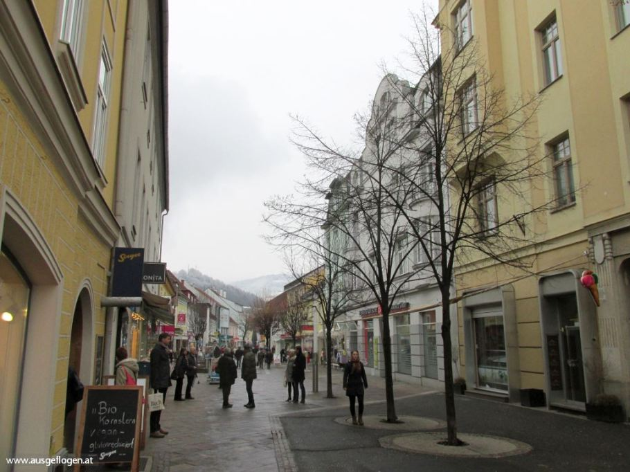 Spaziergang Bruck/Mur