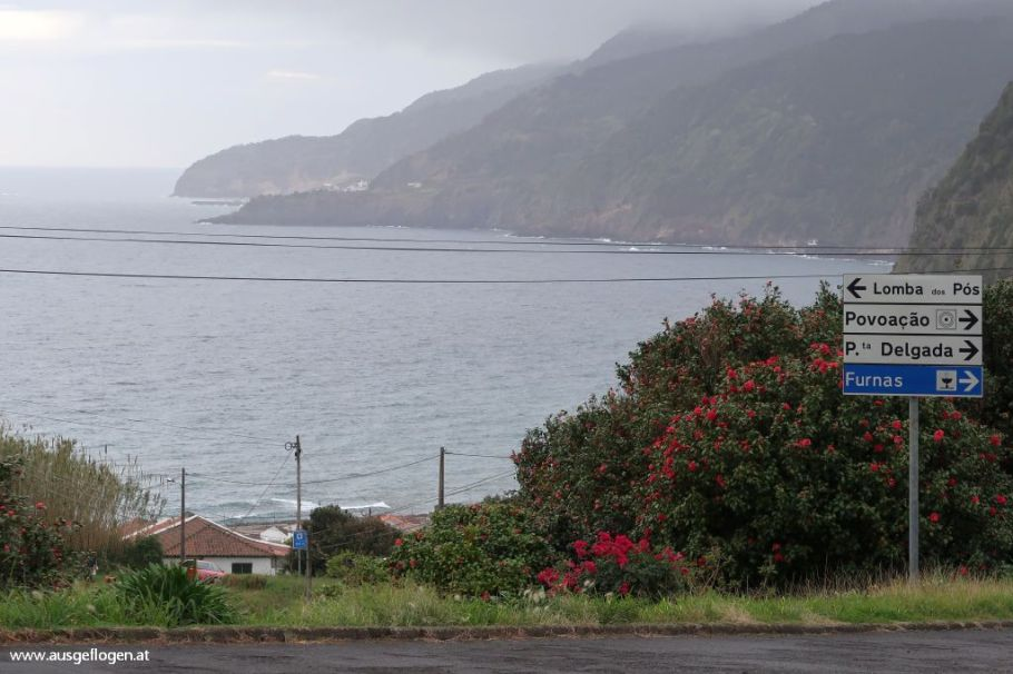 Wetter Azoren