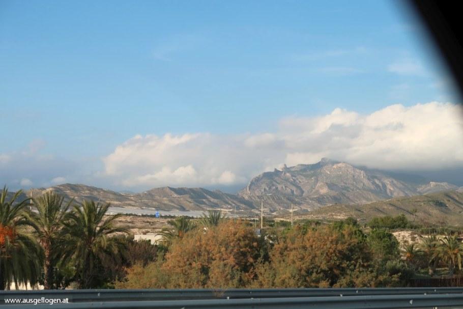 Costa Blanca Roadtrip