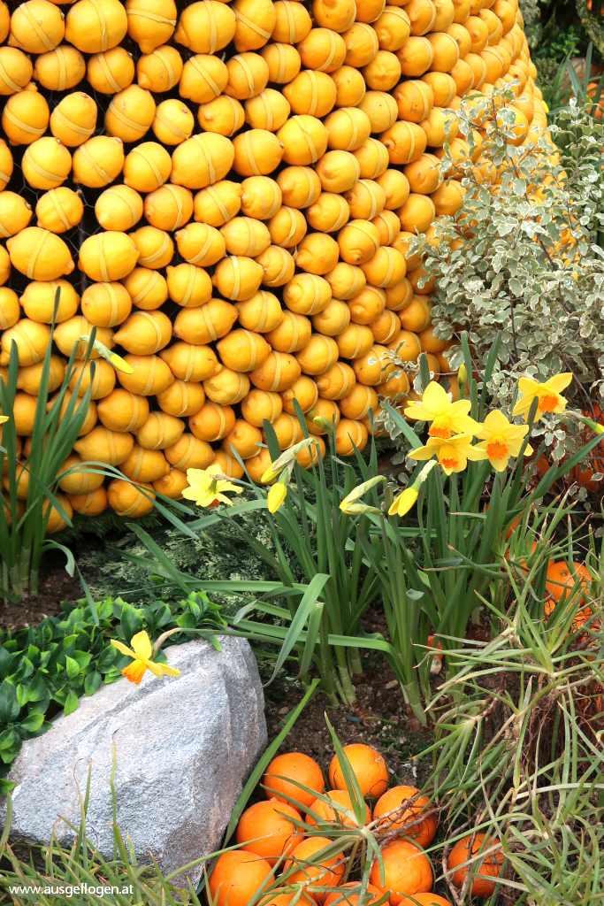 Menton Zitronenfest