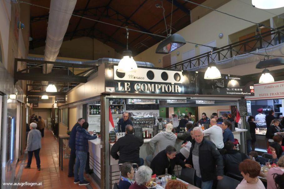 Monaco Marché de la Condamine