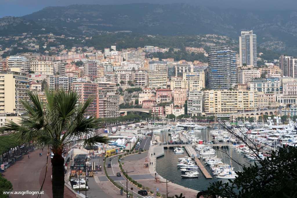 Monaco Kurztrip
