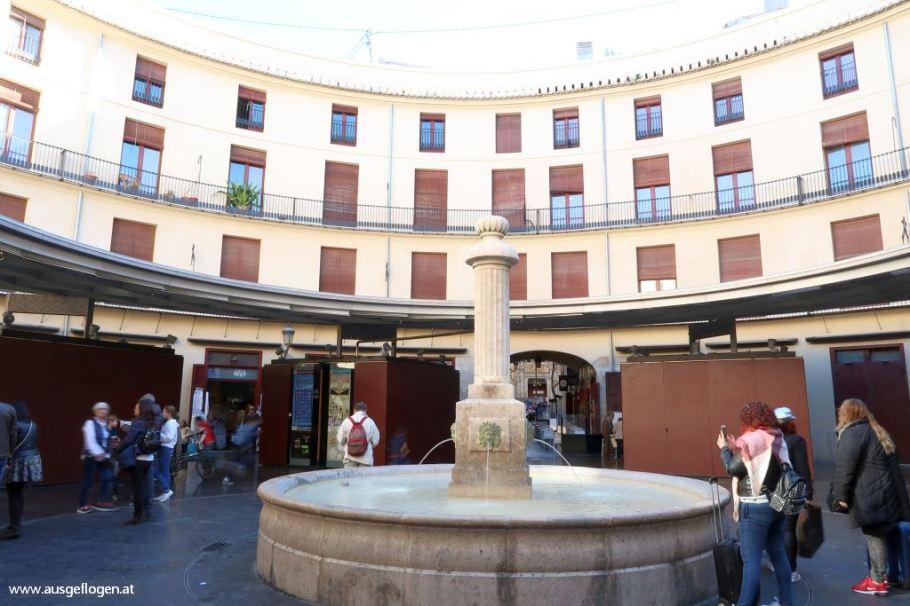 Plaza Redonda