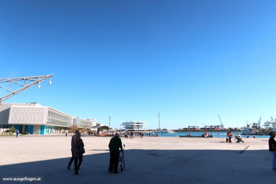 Hafen Valencia