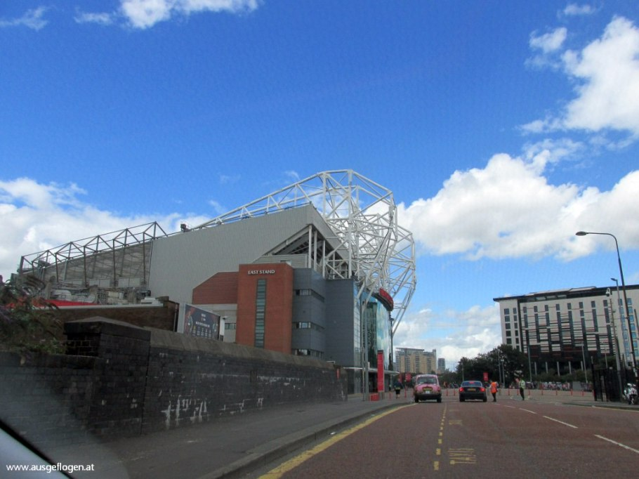 Manchester United Stadion