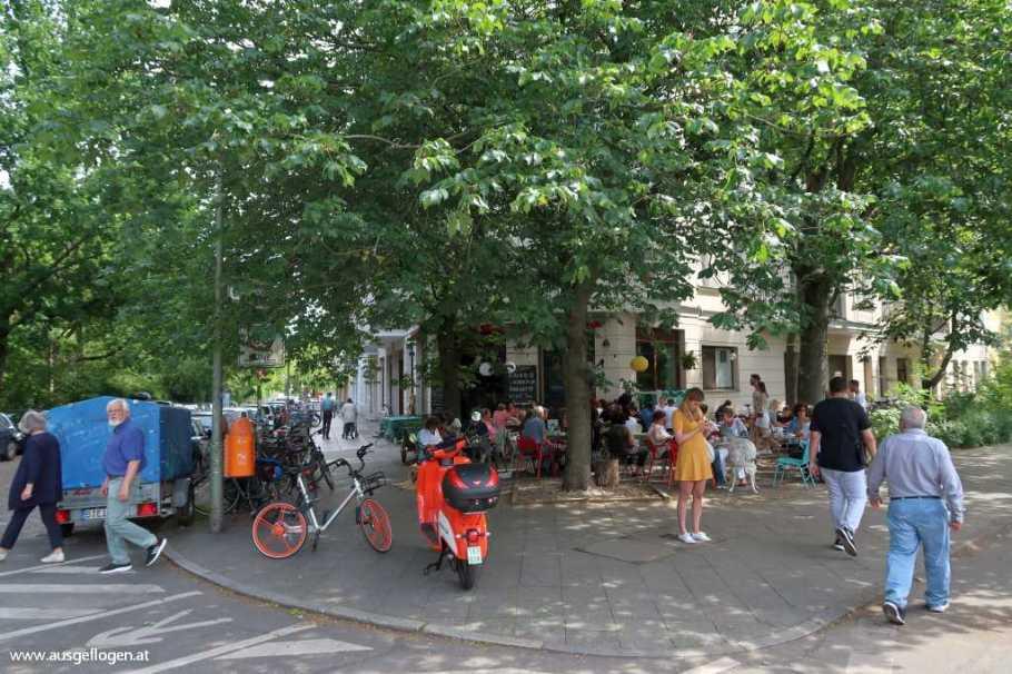 Landwehrkanal Cafe A.Horn