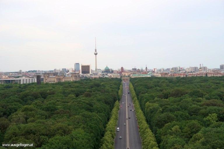 Tiergarten Siegessäule