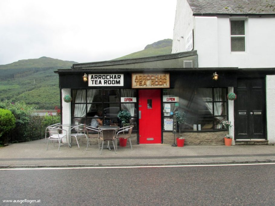 Schottland Roadtrip Arrochar
