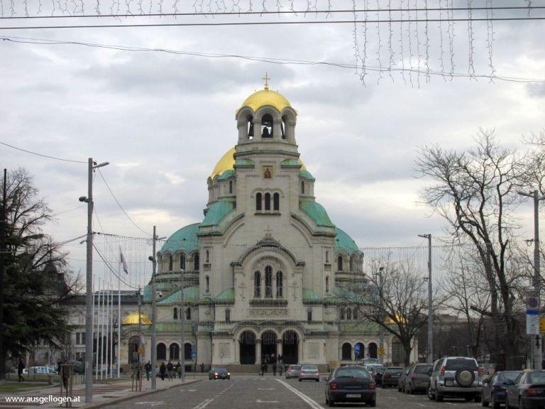 Aleksandar Nevski Kathedrale