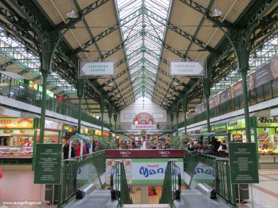 Markthalle Sofia