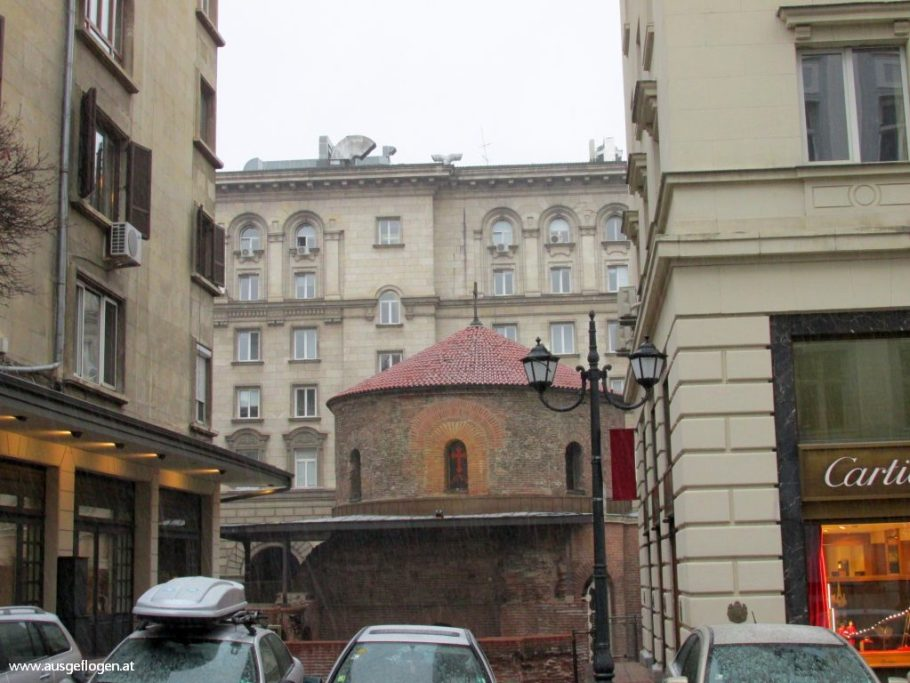 Rotunde des Hl. Georg