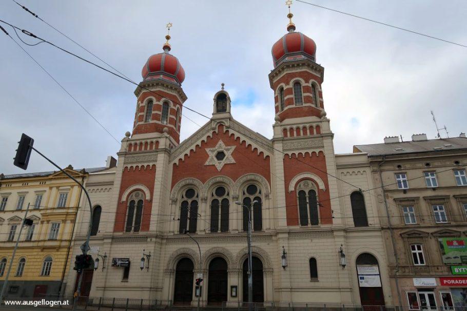 Synagoge Pilsen