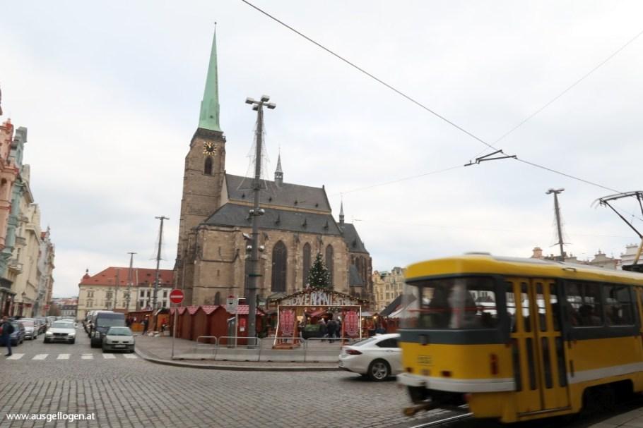 Pilsen Hauptplatz