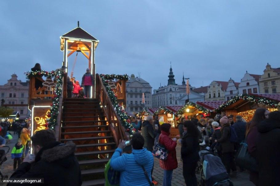 Pilsen Weihnachtsmarkt