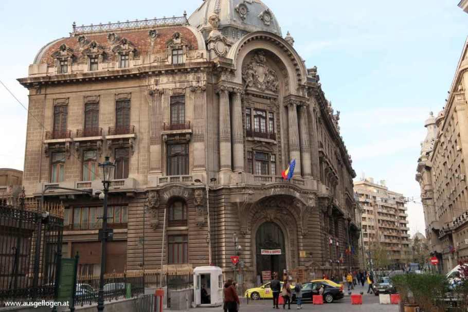 Historisches Museum Bukarest Sehenswürdigkeiten
