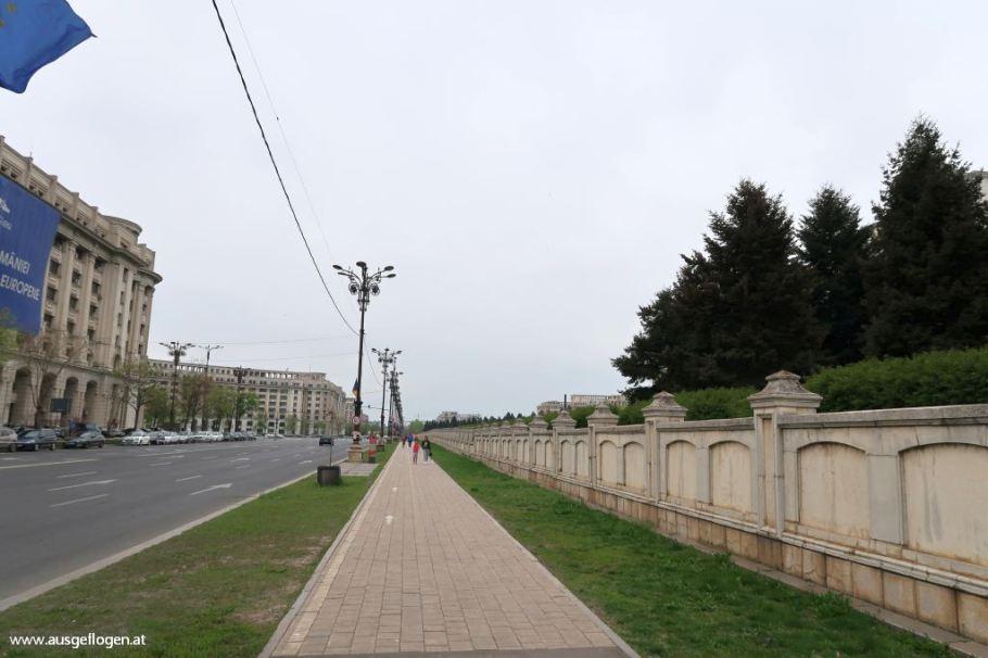 Volkspalast Bukarest