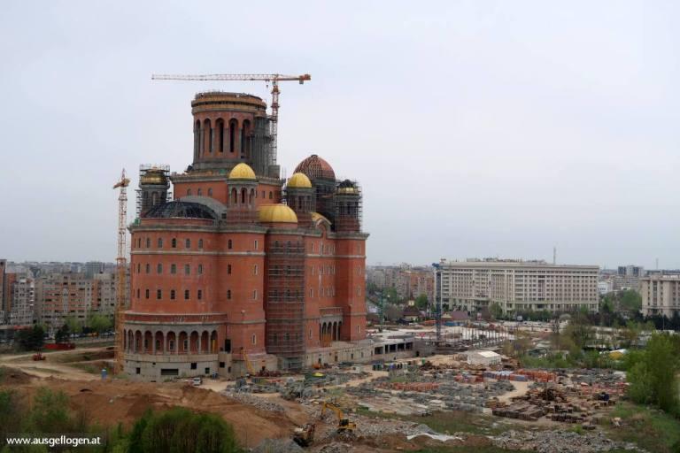 Kathedrale der Erlösung des Volkes