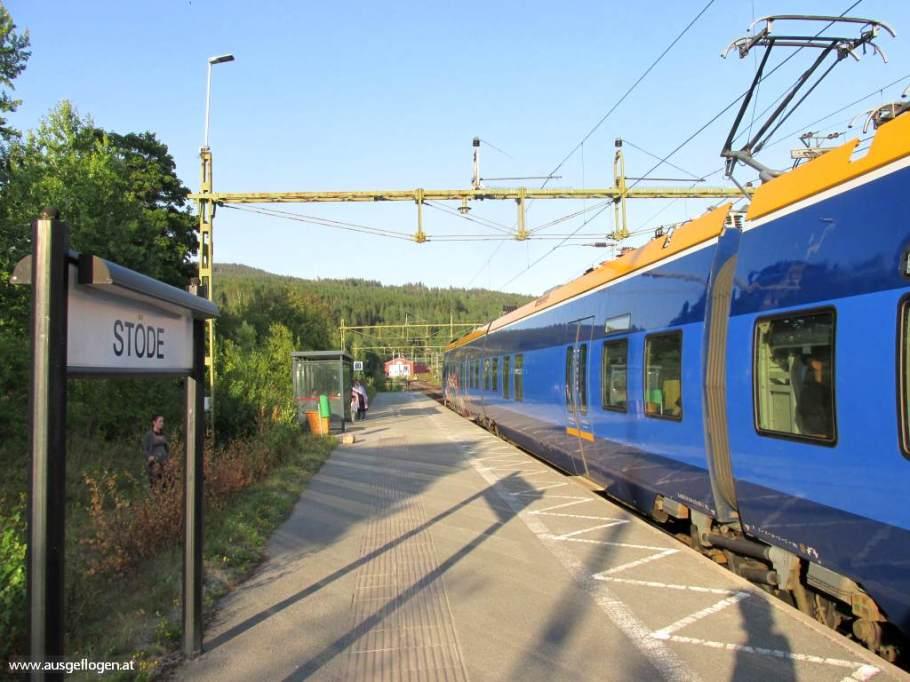 Interrail Zug