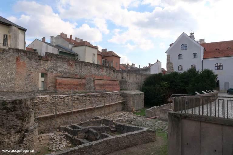 Scarbantia Archaeological Park