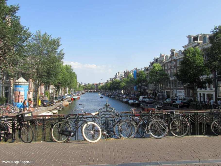 Amsterdam Interrail
