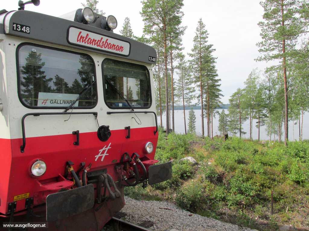 Inlandsbanan Schweden Urlaubsideen Kinder