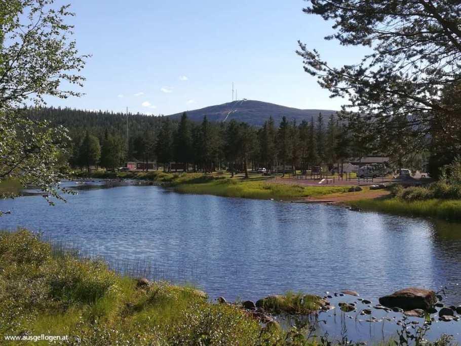 Gällivare Campingplatz