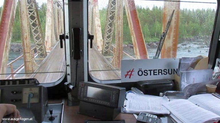 Pite Älv Brücke Schweden