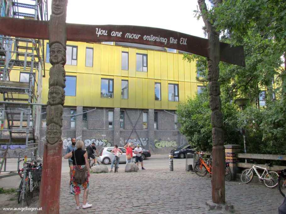 Kopenhagen Freistaat Christiania