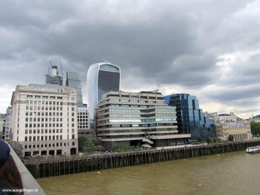 London Ausblick