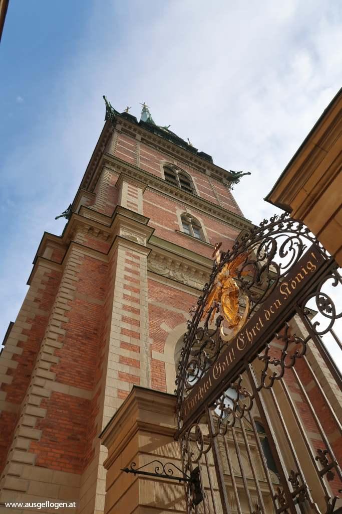 Stockholm deutsche Kirche