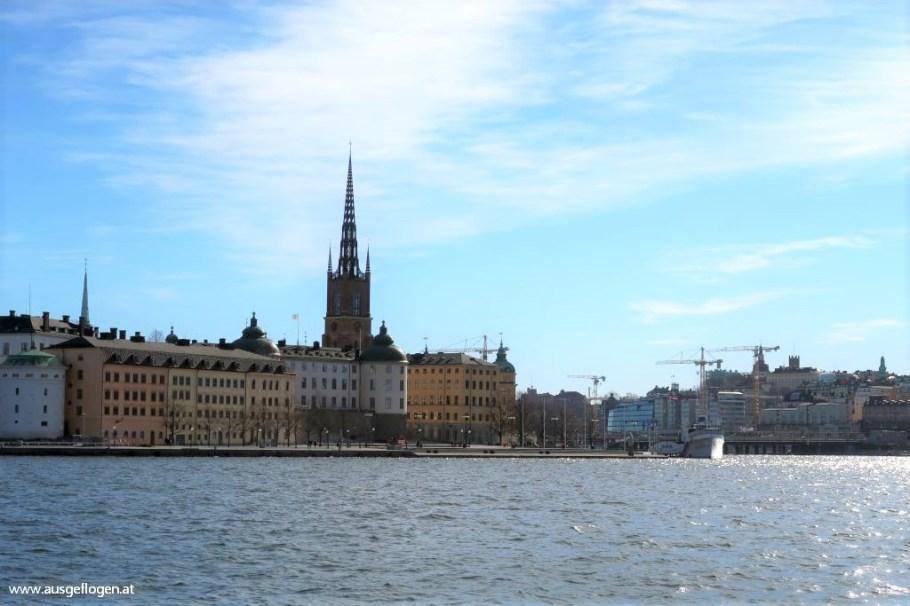 Stockholm Rathaus