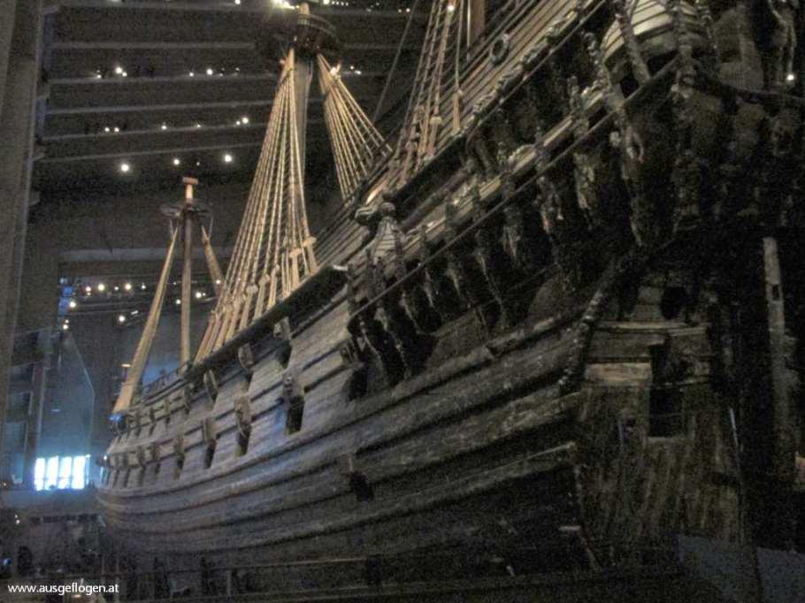 Stockholm Vasa Museum