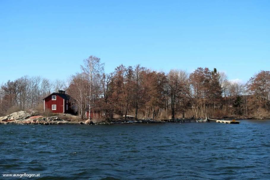 Stockholm Schären Ausflug
