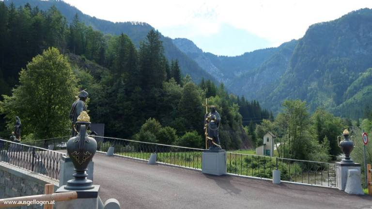 Töpperbrücke Lunzer See