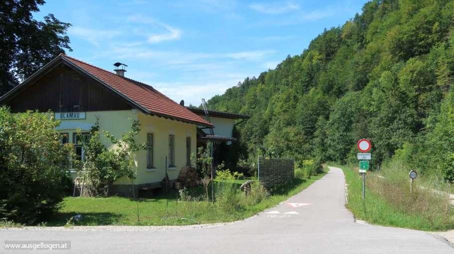 Blamau Bahnhof
