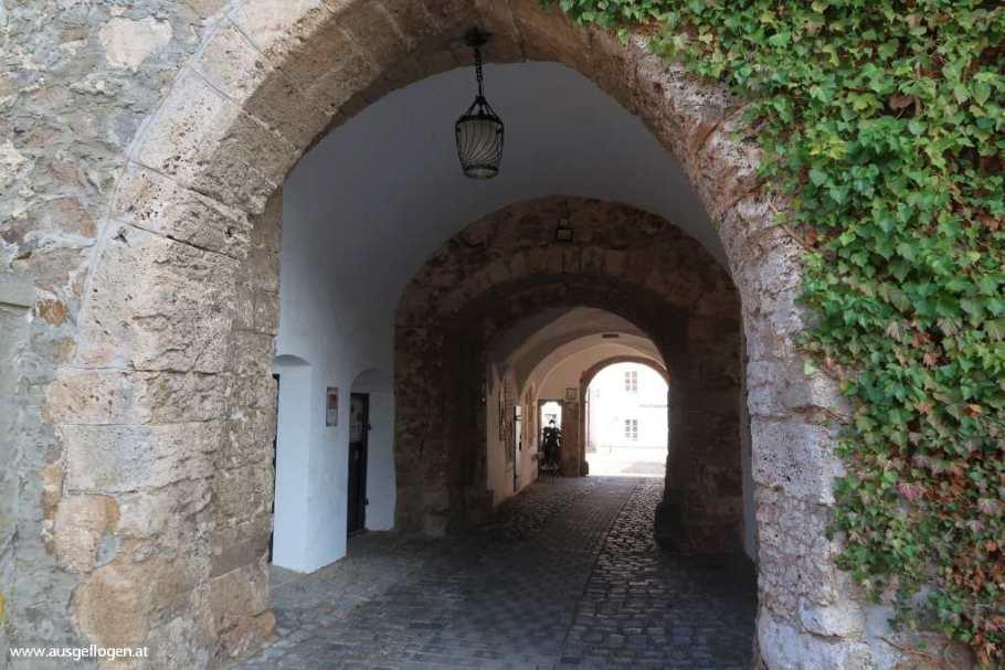 Schärding Schlosstor