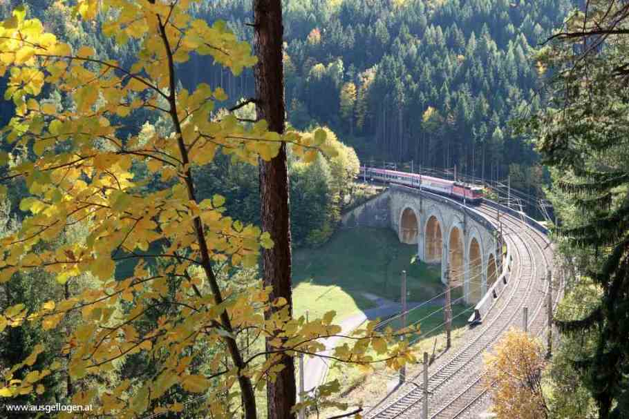 Viadukt über den Unteren Adlitzgraben