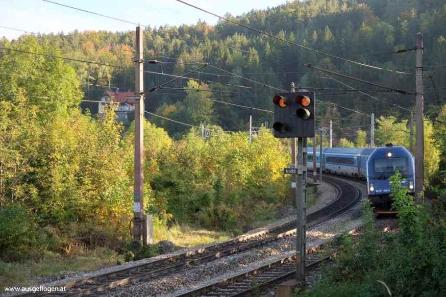 Bahnwanderweg Küb