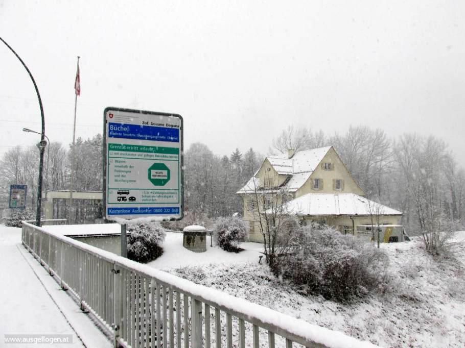 der westlichste Punkt Österreichs